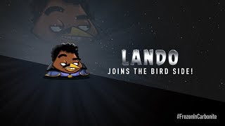 NEW! Angry Birds Star Wars 2 Carbonite Pack character reveals: Lando