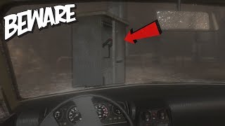 BEWARE - I PULLED THE LEVER (Scary Driving Game)