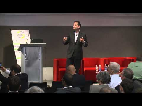 Lendit 2013 Conference Afternoon Keynote - Ron Suber of Prosper
