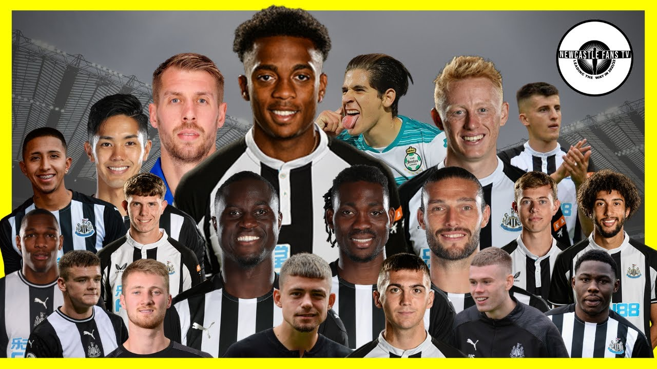 Transfer deadline day | Wrapping up all the dealings over the summer at Newcastle United