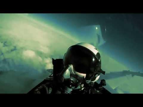GoPro dans un F18