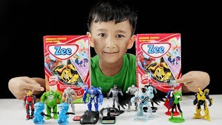 vuclip Susu Zee Berhadiah Transformers dan My Little Pony - Dapat Mainan Banyak