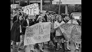 18 Year Olds & the Right to Vote - 26th Amendment - Save Our Republic! #86