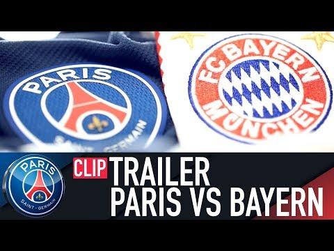 #LETSDREAM - PARIS SAINT-GERMAIN vs FC BAYERN MUNICH - TRAILER