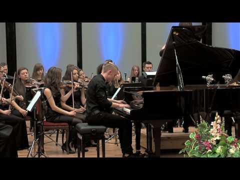Sergei Rachmaninoff - Piano Concerto F-sharp minor No. 1 Vivace