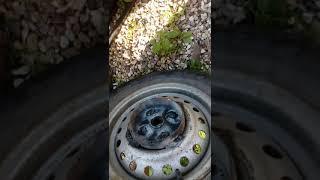 Замена колес на муравье на жигулёвские