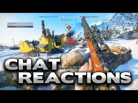 Battlefield 5 In-Game Chat Reactions 3 thumbnail