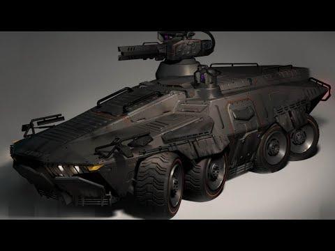 Armored Warfare:Катаем на
