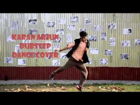 Karan Arjun Dubstep(Pinch N Punch) Dance Cover|The Nutcracker Swayambhu
