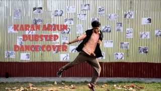 Karan Arjun Dubstep(Pinch N Punch) Dance Cover|The Nutcracker Swayambhu