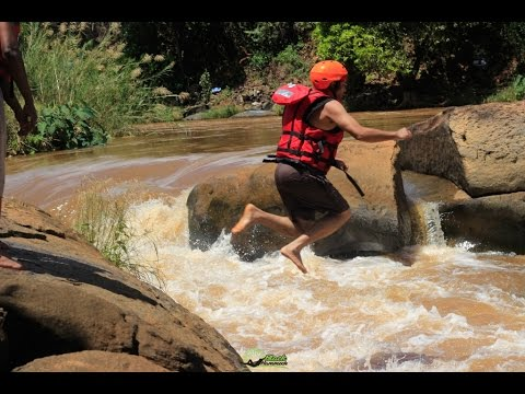 River Adventures at Sagana Kenya for Harleys Group | Black Hammock Team