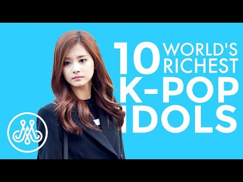 RICHEST K-POP IDOLS 2019 | TOP 10