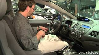 Dick Ide Honda - Service Tips - #2 : Programming Your Honda's Auto Lock and Unlock(Dick Ide Honda Service Advisor, Jim Milella, explains how to program your Honda's Auto Lock / Unlock system. http://www.dickide.com ..., 2011-02-19T21:43:00.000Z)