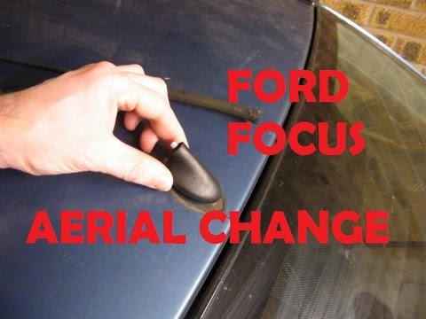 Ford Focus Aerial Base Change