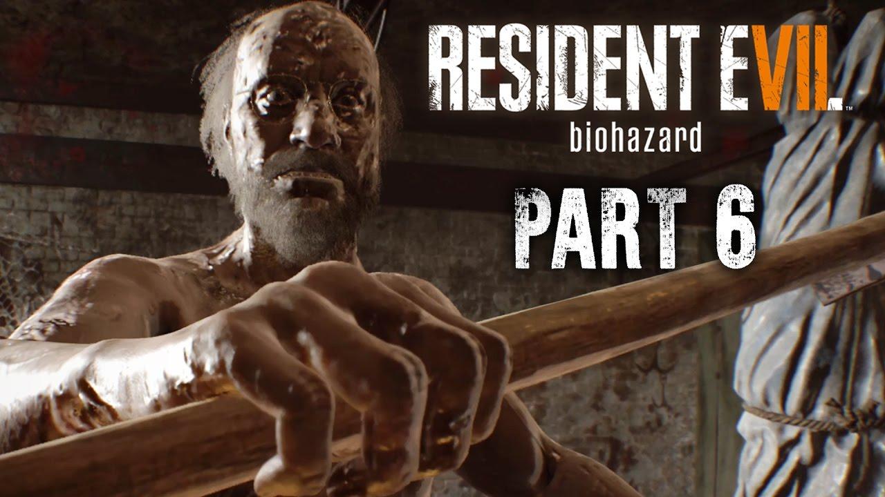Resident Evil 7 Walkthrough Part 6 Jack Boss Fight Re7