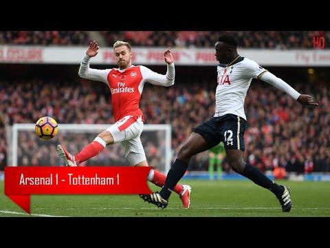 Download Arsenal vs Tottenham 1-1 - All Goals Highlights - 06/11/2016 HD