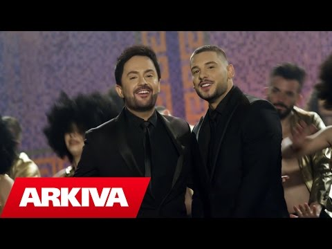 Sinan Hoxha ft. Seldi Qalliu - Vullkan (Official Video 4K)