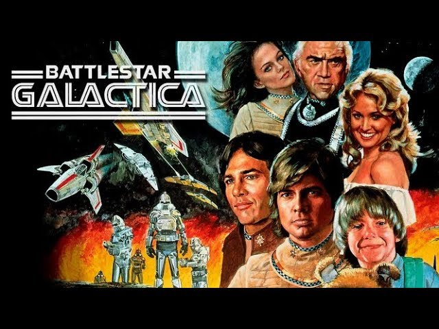 Battlestar Galactica - Trailer [1978]