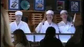 Budweiser Wasabi commercial