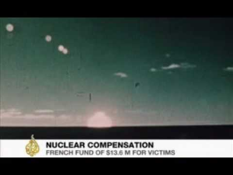 France to pay nuclear test victims - 24 March 2009