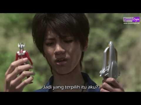 Ultraman Ginga Ep 1 Sub Indo