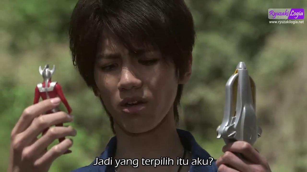 Download Ultraman Ginga Ep 1 Sub Indo