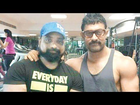 Download Aamir Khan Gym Bodybuilding Workout Trainer Rakesh Udiyar Interview