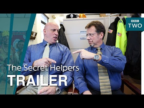 The Secret Helpers: Trailer - BBC Two