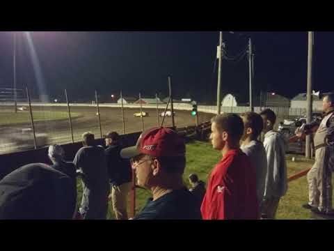 Lee County Speedway - A-main - 5/18/18