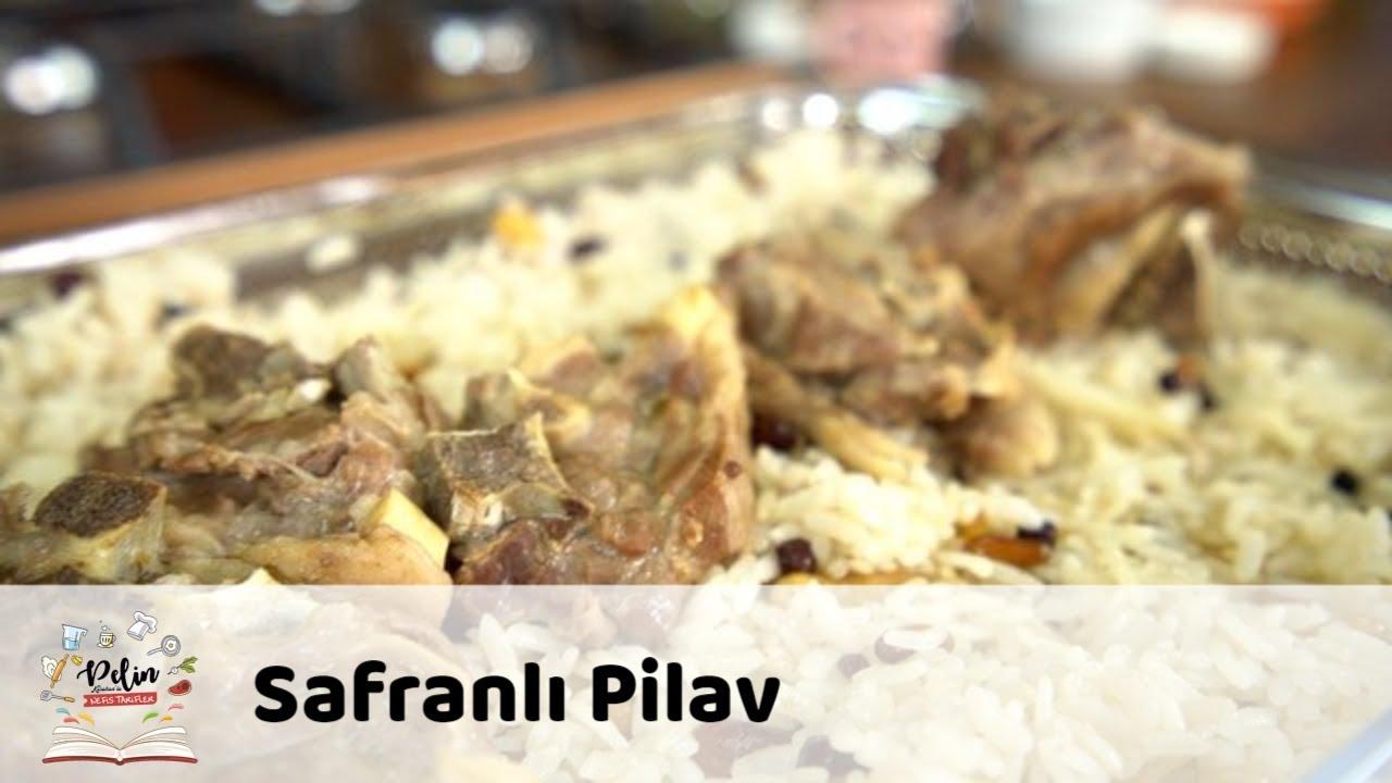 Safranli Sebzeli Pilav