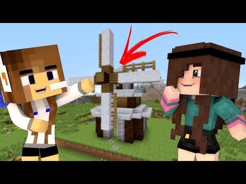 Minecraft: FAZENDINHA #16 - O MOINHO DA FAZENDA!!  | FLOKIIS |