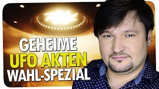 Bundestagswahl 2017: Welche Partei würde geheime UFO-Akten öffnen?
