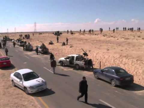 Fighting continues in rebel held eastern Libya