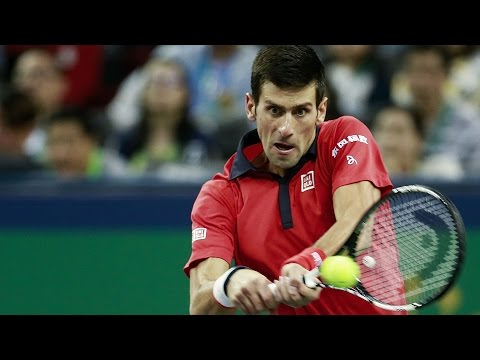 2015 Shanghai Rolex Masters Final Highlights - Djokovic v Tsonga