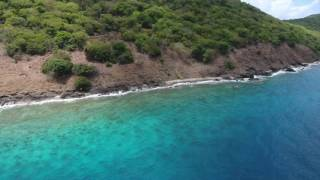 DJI PHANTOM 4 DRONE EDIT, ST.THOMAS IN HD... AMZING FOOTAGE