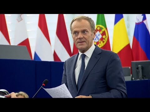 Donald Tusk will recommend EU leaders offer Brexit extension
