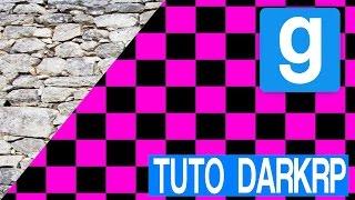 TEXTURES ROSE ET NOIR - DarkRP TUTO #5