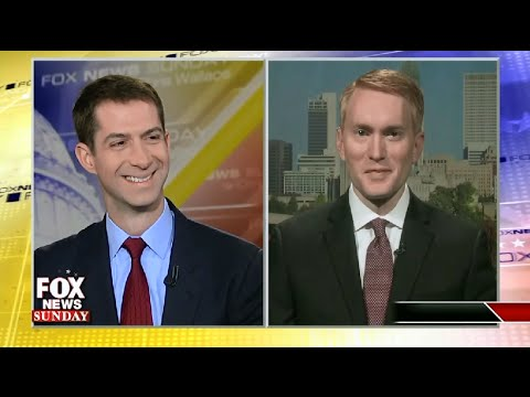 • Freshmen Senators • Tom Cotton & James Lankford • Fox News Sunday • 11/16/14 •