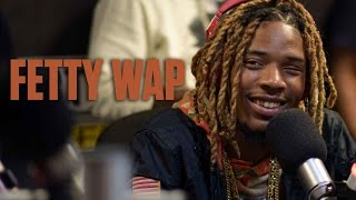Fetty Wap Explains The True Meaning Behind His Name