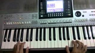 BELAJAR KEYBOARD DAN PIANO LAGU ANAK JUDUL: NAIK DELMAN