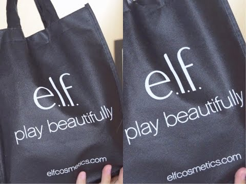 E.L.F Cosmetics | Makeup Haul Part One!