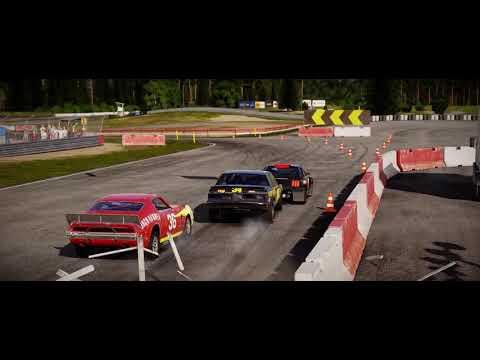 Wreckfest Next Car Game -career gameplay |