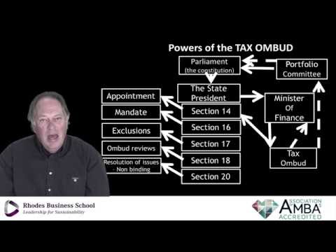 An introduction to the Tax Administration Act Part 1
