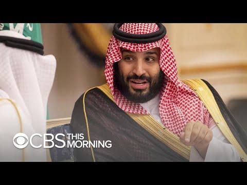 Saudi royals call Khashoggi's son amid shifting claims on journalist's death
