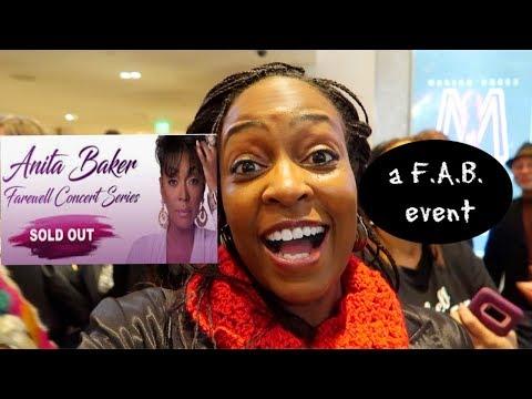 Anita Baker Farewell Concert | Were $300 Seats Worth It?!?