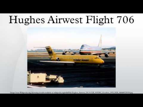 Hughes Airwest Flight 706