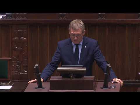 Grzegorz Furgo – wystąpienie z 12 grudnia 2017 r.
