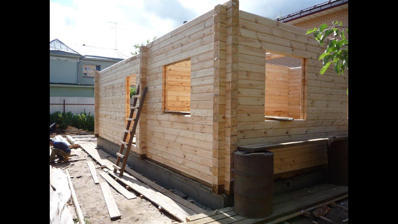 Строительство деревянных домов из профилированного бруса под ключ в спб на выгодных условиях. Широкий выбор готовых проектов, низкие цены на брус.