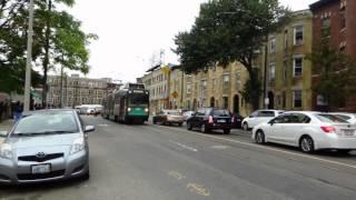Trolleys of South Huntington Avenue