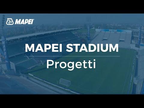 MAPEI: Mapei Stadium, Reggio Emilia - Italia